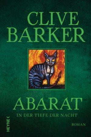 Clive Barker - Abarat III - Germany