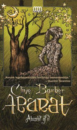 Clive Barker - Abarat II - Hungary