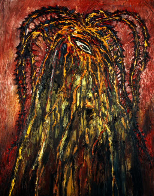 ... Clive Barker Resource - Revelations - Art Gallery - Untitled AA193: www.clivebarker.info/aa193.html