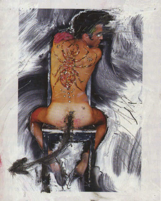 Clive Barker - Untitled AA202