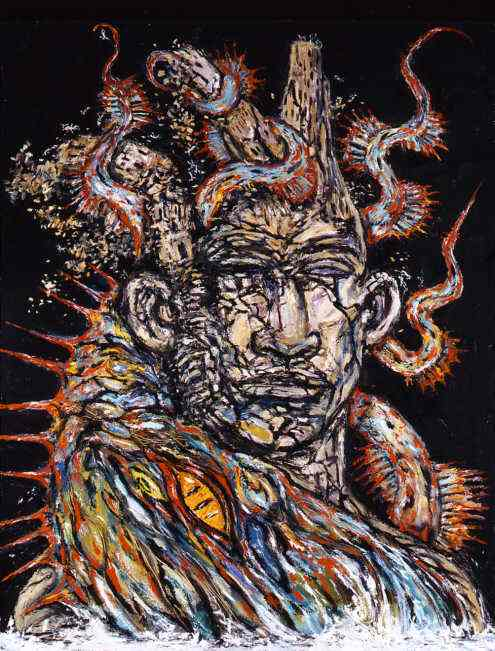 Clive Barker - Untitled AA503