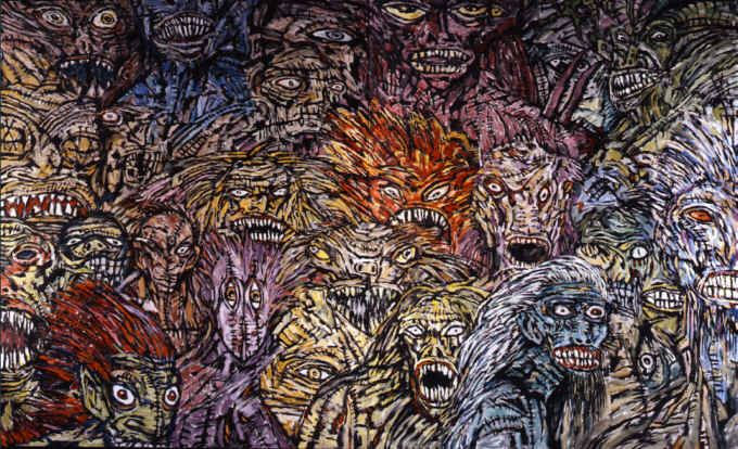 Clive Barker - Untitled AA613