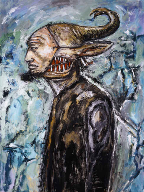 Clive Barker - Untitled AA703