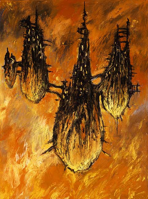 Clive Barker - Untitled AA709