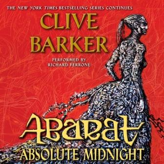 Clive Barker - Abarat 3 - HarperCollins US unabridged audio for download