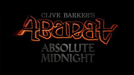 Clive Barker - Abarat 3, Absolute Midnight