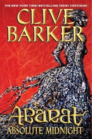 Clive Barker - Abarat III - US