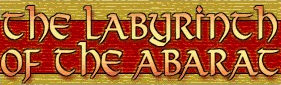 The Labyrinth of The Abarat
