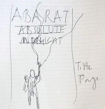 Absolute Midnight, possible title page illustration