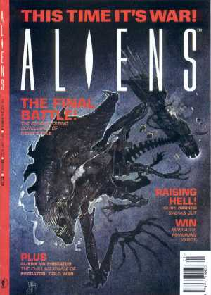 Aliens, Vol 2 No 8, February 1993