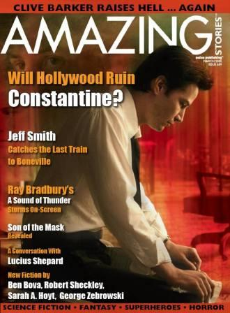 Amazing Stories, No 609, March 2005
