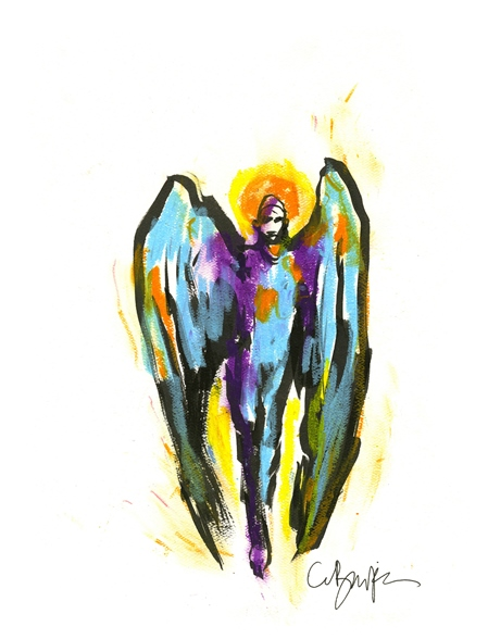 Clive Barker - Angel Design