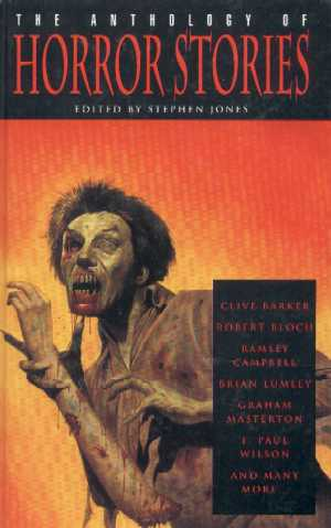 The Anthology Of Horror Stories - Tiger Books, 1994