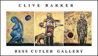Clive Barker - Axis