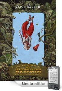 The Adventures Of Maximillian Bacchus And His Travelling Circus - Kindle edition, 2011