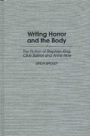 Writing Horror and the Body