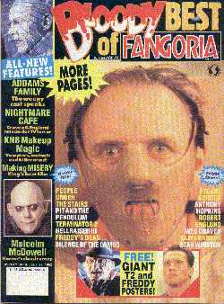 Bloody Best of Fangoria, No 11, July 1992