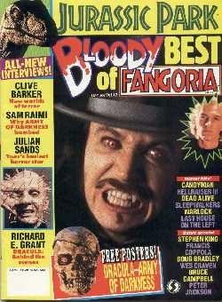 Bloody Best of Fangoria, No 12, September 1993