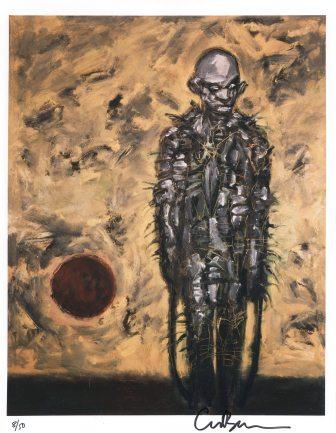 Clive Barker - Axis (Modern Man)