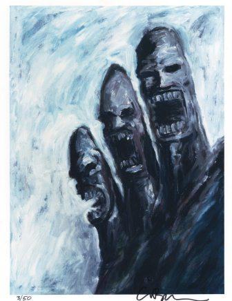 Clive Barker - Three Heads