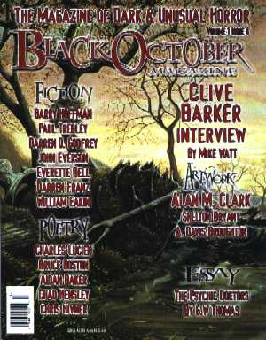 Black October Magazine, Vol 1 No 4, 2003