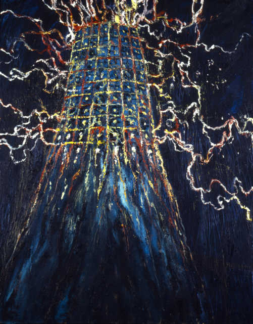 Clive Barker - The Blast Furnace