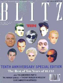 Blitz, No 93, September 1990