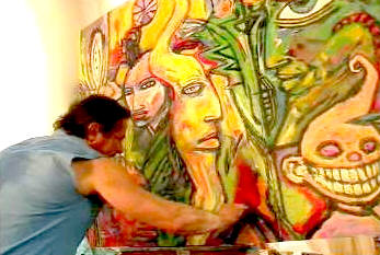 Clive Barker - The Artist's Passion - 2004