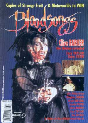 Bloodsongs, Issue 6, March 1995