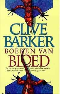 Clive Barker - Books of Blood - Netherlands, 2001
