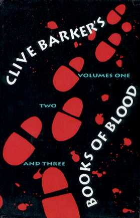 Clive Barker - Books of Blood 1-3, Book Club