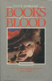 Clive Barker - Books of Blood 1 & 2, Sphere