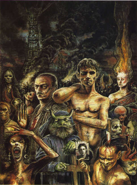 Clive Barker - Book Of Blood Volume I