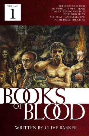 Clive Barker - Books of Blood 1, Kindle edition