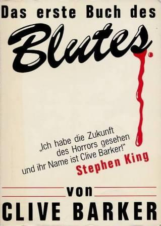 Volume One, proof copy, Germany, 1986