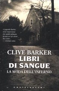 Clive Barker - Books of Blood - Italy, 2012