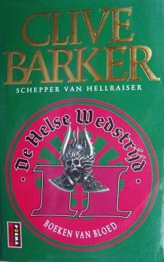 Clive Barker - Books of Blood - Volume Two, Netherlands, [1994]