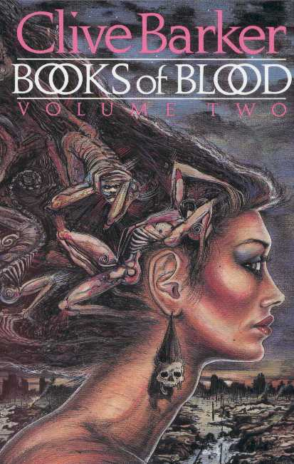 Clive Barker - Books of Blood - Volume Two