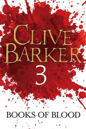 Clive Barker - Books of Blood 3, Kindle, ePub editions