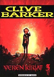 Clive Barker - Books of Blood - Volume Three, Finland, 1991