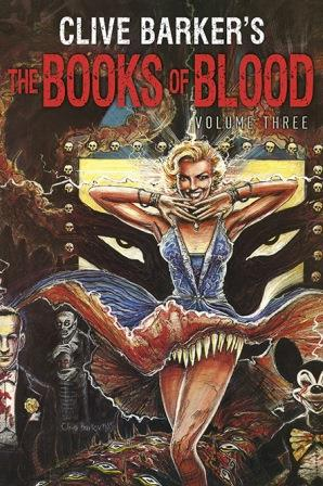 Clive Barker - Books of Blood - Volume Three