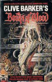 Clive Barker - Books of Blood - Volumes Four, Five and Six