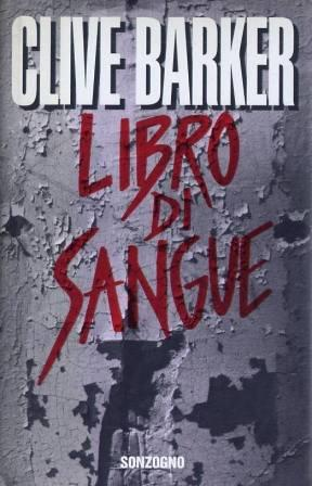 Clive Barker - Books of Blood - Volume Four, Italy, 1993