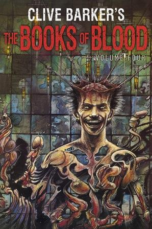 Clive Barker - Books of Blood - Volume Four