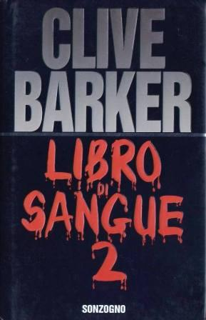 Clive Barker - Books of Blood - Volume Five, Italy, 1994
