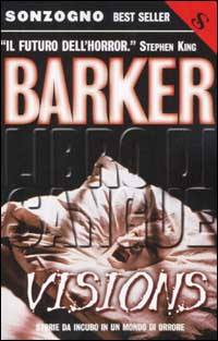 Clive Barker - Books of Blood - Volume Five, Italy, 2002