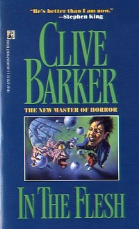 Clive Barker - In The Flesh, Pocket, 1988