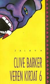 Clive Barker - Books of Blood - Volume Five, Finland, 1994