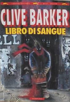 Clive Barker - Books of Blood - Italy, 1995