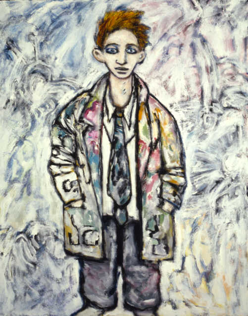 Clive Barker - The Boy In The Magician's Jacket